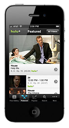 Hulu+on+iPhone