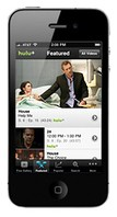 Hulu on iPhone