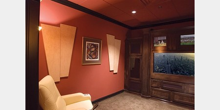 Groovy Acoustical Treatment For Home Theater Audioholics Largest Home Design Picture Inspirations Pitcheantrous