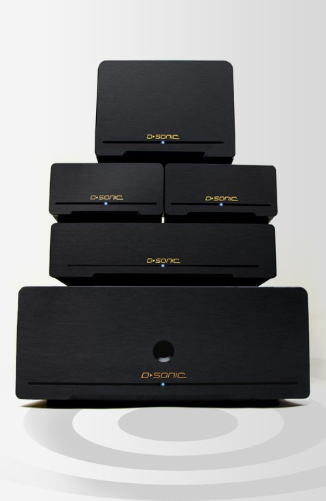 D-Sonic M2 & M3 Class D Amplifiers Preview | Audioholics