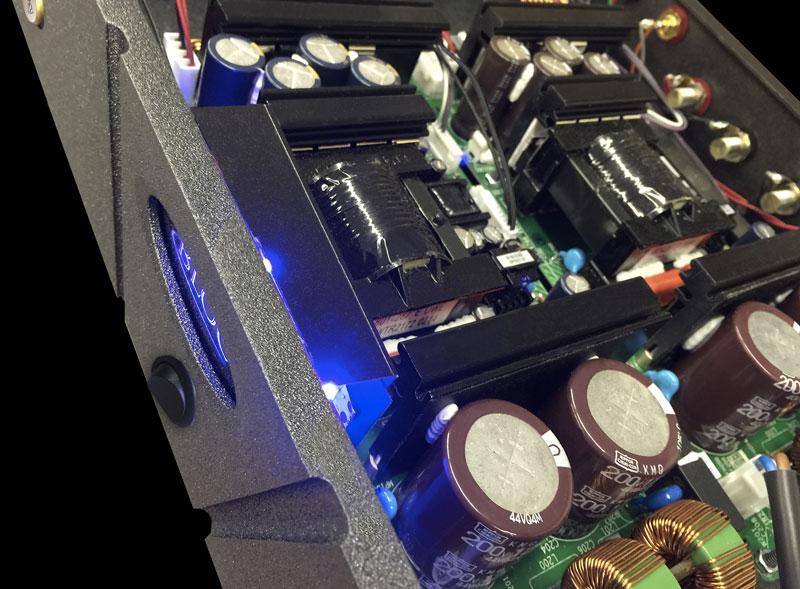 Legacy Audio Powerbloc2 Dual Mono Class D Amplifier Preview