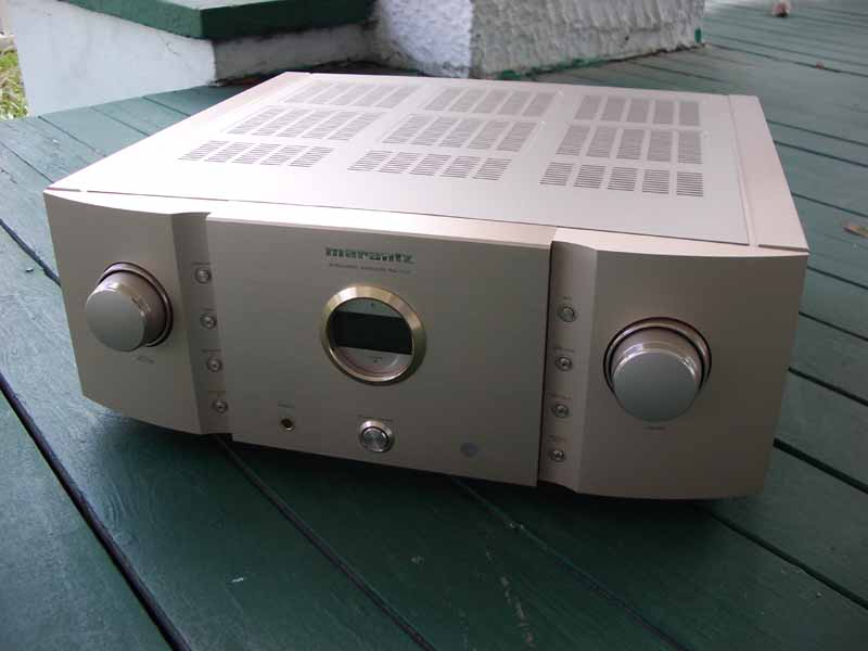 Marantz+PM-11S1+Integrated+Amplifier+Review