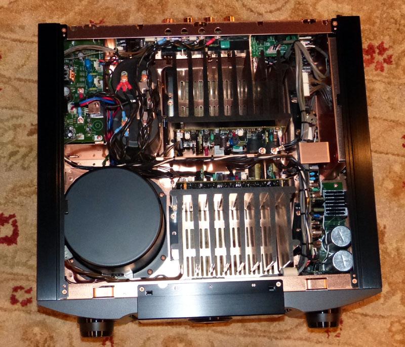 Marantz PM-11S3 Integrated Amplifier Review | Audioholics