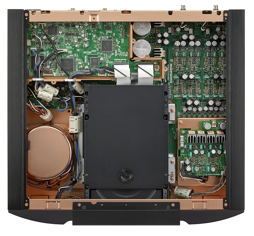 Marantz SA-10 SACD/CD Player/DAC and PM-10 Integrated Amplifier