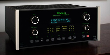 McIntosh Debuts New Flagship Home Theater Processors and Amp