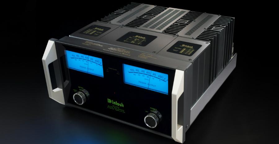 McIntosh's MC462 Stereo Amplifier is a Powerhouse