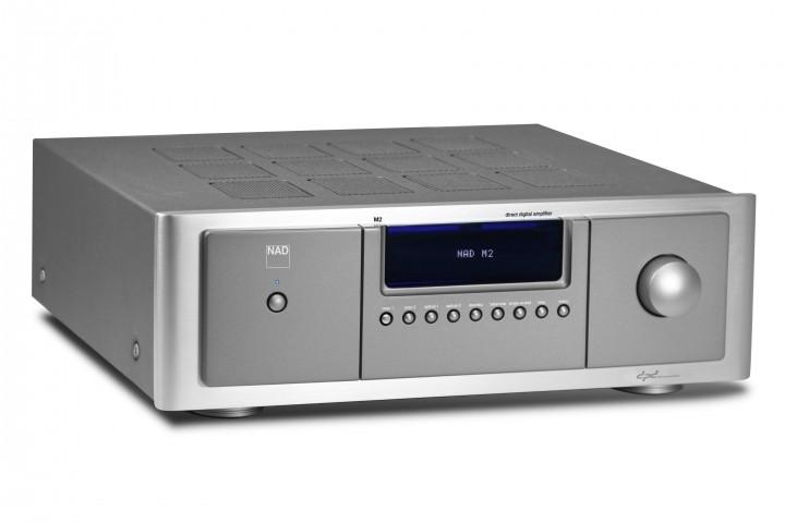NAD M2 Direct Digital Amplifier Preview | Audioholics