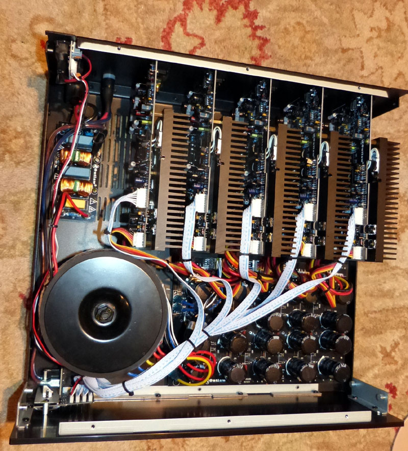 Channel Car Audio Amplifier Reviews