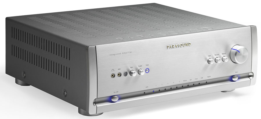 Parasound Halo Integrated Amplifier and DAC Preview ...