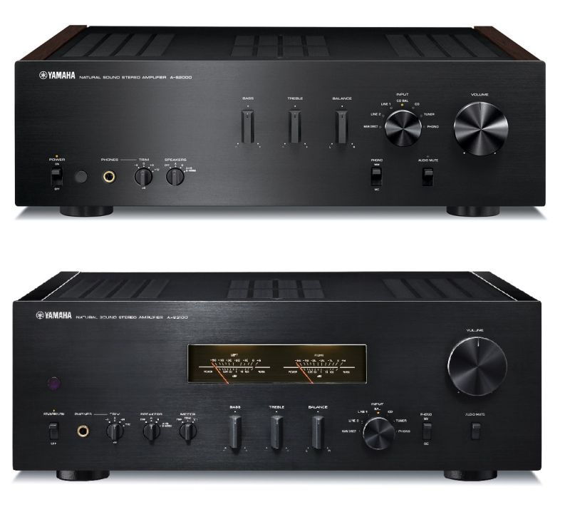 Yamaha integrated amplifiers full screen image audioholics for Yamaha integrated amplifier review