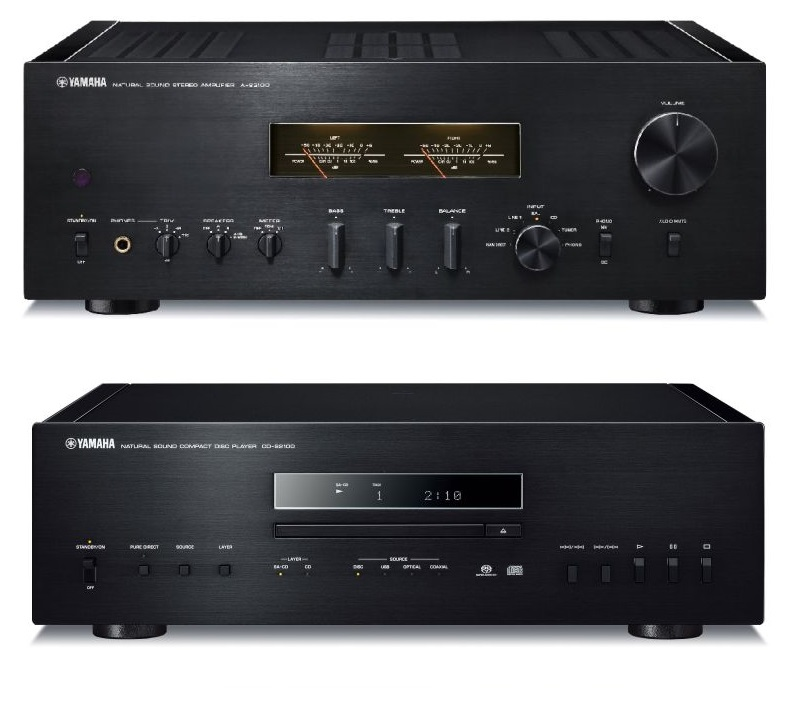 yamaha a s2100 integrated amplifier cd s2100 cd sacd. Black Bedroom Furniture Sets. Home Design Ideas