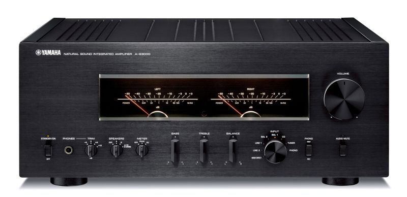 Yamaha A S3000 Integrated Amplifier Preview Audioholics