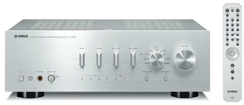 yamaha a s301 501 701 801 integrated amplifier preview. Black Bedroom Furniture Sets. Home Design Ideas