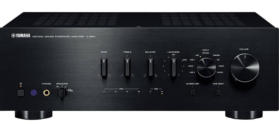 Yamaha A-S801 Integrated Amplifier Review   Audioholics