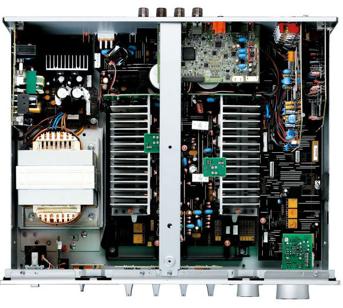 Yamaha A Amplifier Transformer