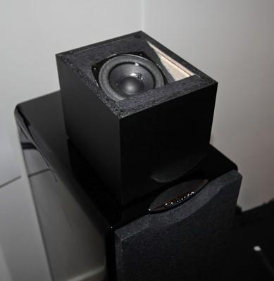 Atmos-enabled speaker