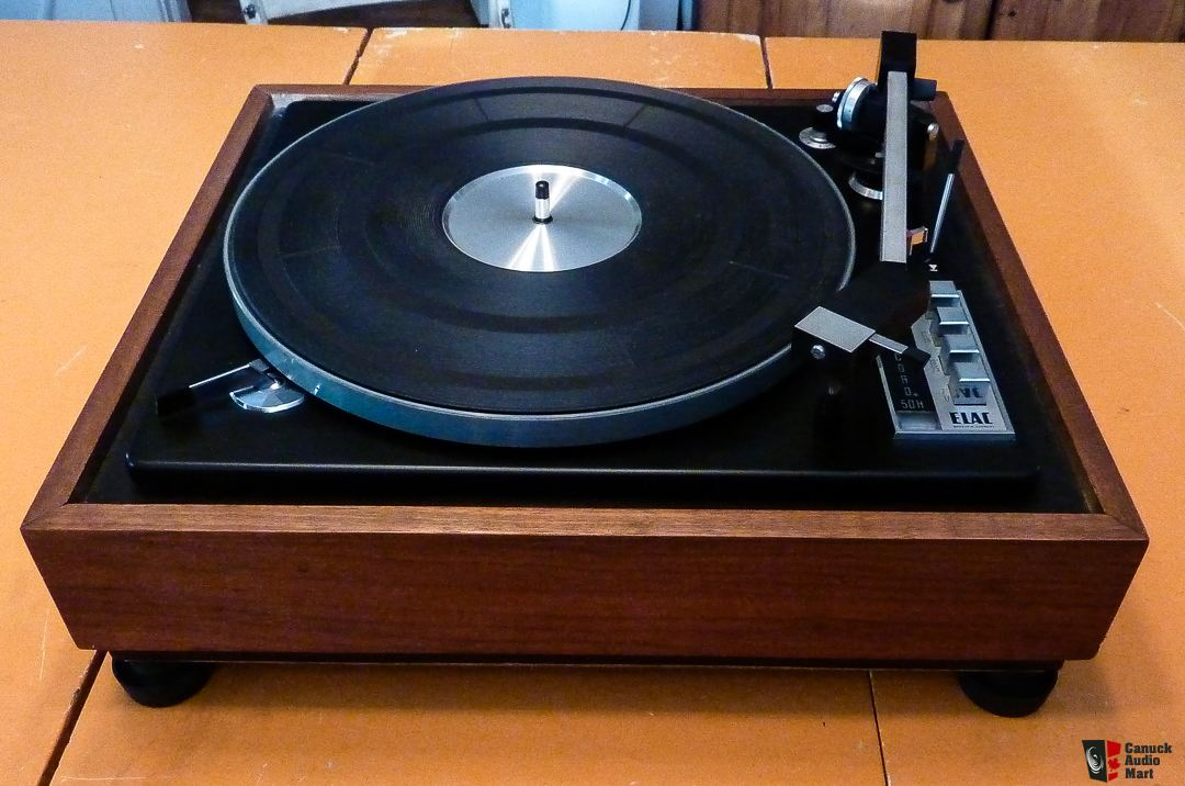 Turntables - Notable Historical Products | Audioholics