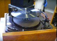 Turntables—A Short History and Explanation
