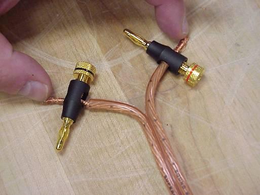 Pin connectors VS Banana Plugs? - Blu-ray Forum on solid copper wire, xhhw wire, galvanized wire, multi strand wire, type t thermocouple wire, red wire, nm-b wire, bond wire, insulated wire, copper ground wire, silver wire, stranded wire, stucco wire, uf-b wire, coated wire, thhn wire, gold wire, copper electrical wire, 6 copper wire,