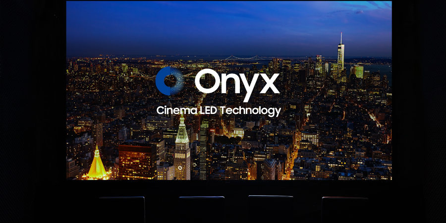Samsung Reinvents The Movie Theater With Its Onyx LED Cinema Screen