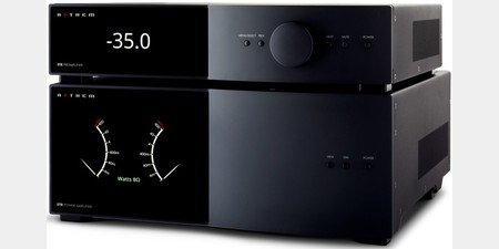Anthem STR Preamp and Power Amplifier Review