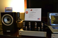 Hercules Vacuum Tube Amplifier