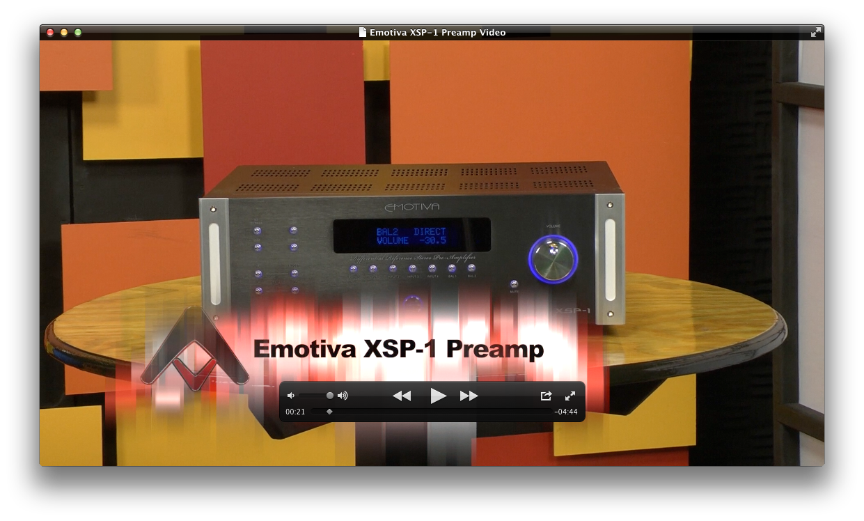 Emotiva XSP-1 Preamp Review | Audioholics