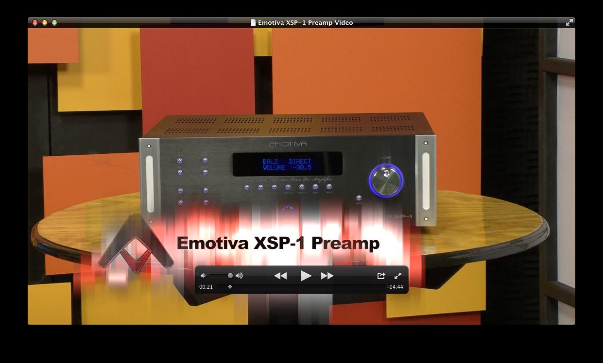 emotiva xsp 1 preamp review audioholics. Black Bedroom Furniture Sets. Home Design Ideas