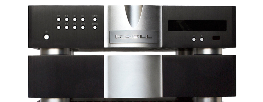 Krell Illusion And Illusion Ii Stereo Preamplifiers