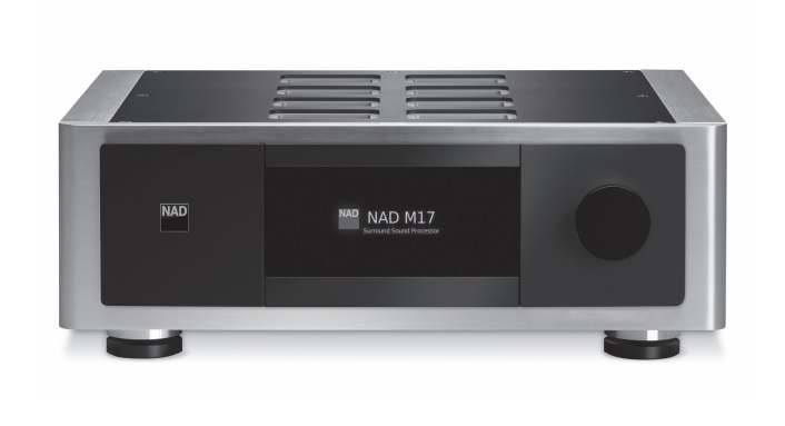 NAD M17 V2 11 1CH Atmos AV Processor Review | Audioholics
