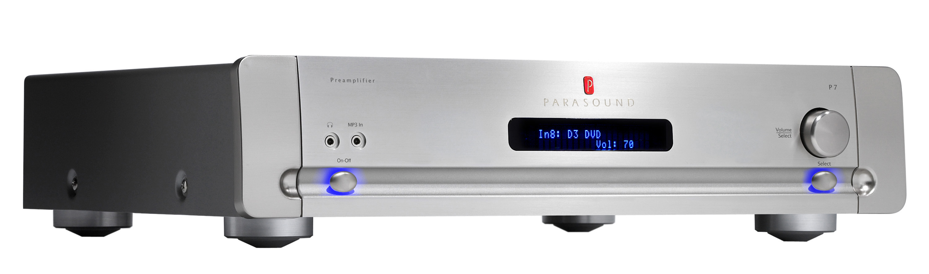 Parasound+Halo+P7+Multi+Channel+Audio+Preamp+