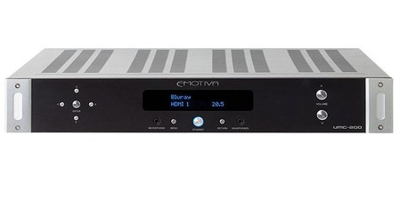 Emotiva UMC-200 AV Preamp / Processor Review
