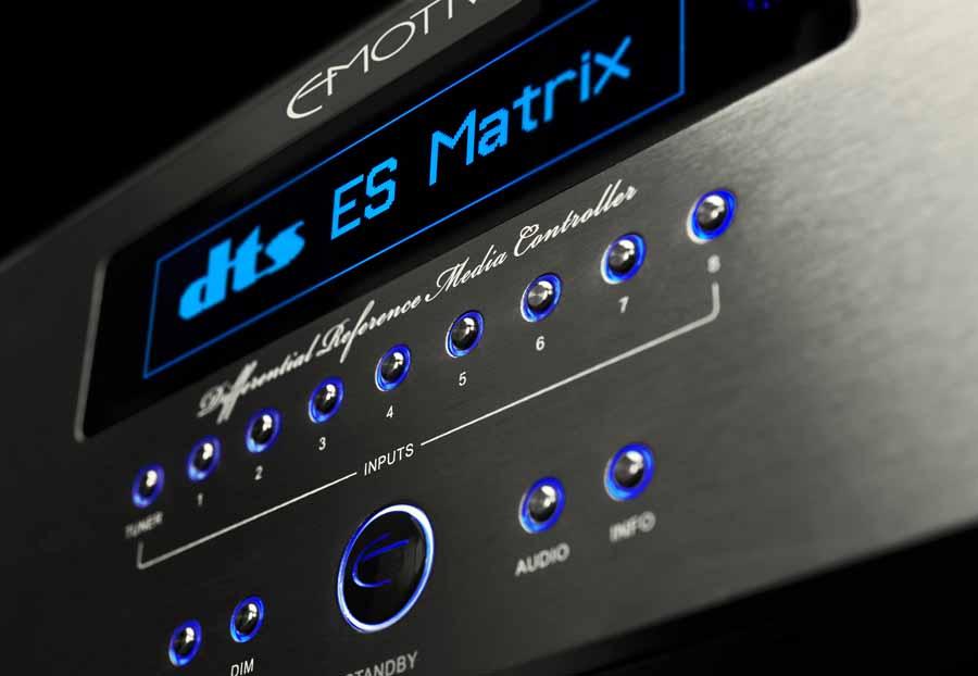 emotiva xmc 1 7 2 channel av processor review audioholics. Black Bedroom Furniture Sets. Home Design Ideas