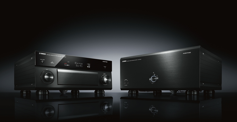 yamaha aventage cx a5000 av preamp mx a5000 amplifier. Black Bedroom Furniture Sets. Home Design Ideas