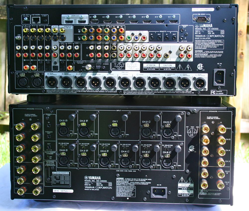 Yamaha   Channel Preamp