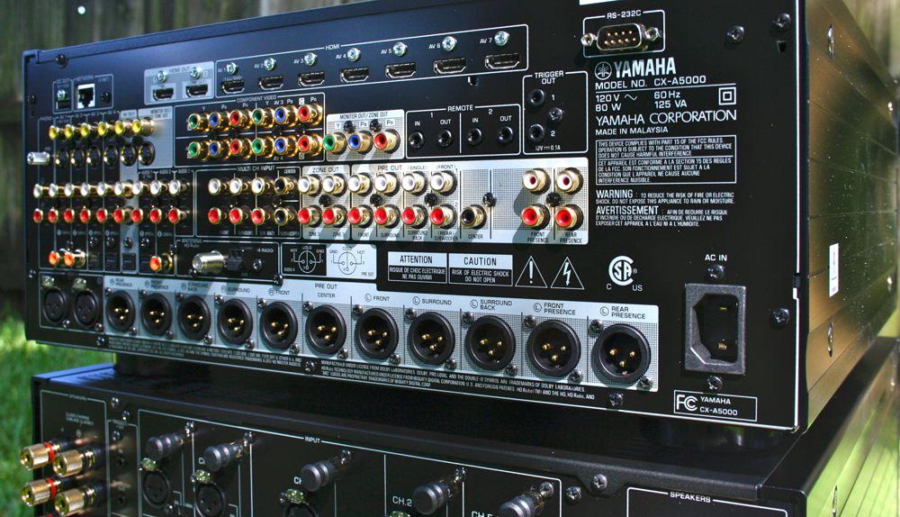 Yamaha A Samplifier Review