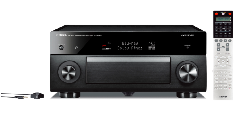 Yamaha CX-A5100 11 2CH Dolby Atmos/DTS:X AV Processor Review