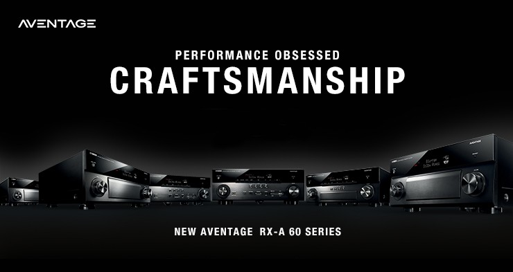 yamaha rx-a 60 aventage av receivers compared & important new feature!
