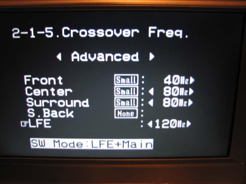 Denon AVR-2308CI System Setup and Configuration | Audioholics