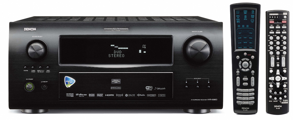 Denon+AVR-4308CI+First+Look