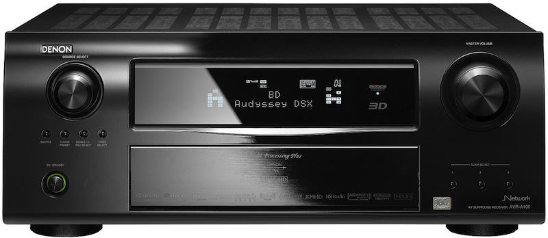 Denon AVR-A100 100th Anniversary Receiver Preview | Audioholics