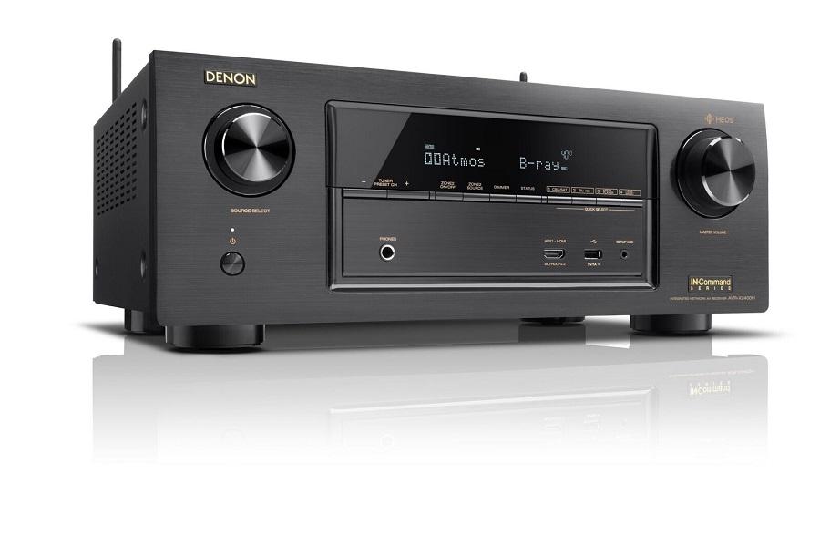 Denon AVR-X2400H and AVR-X1400H 4k Ultra HD AV Receivers Preview
