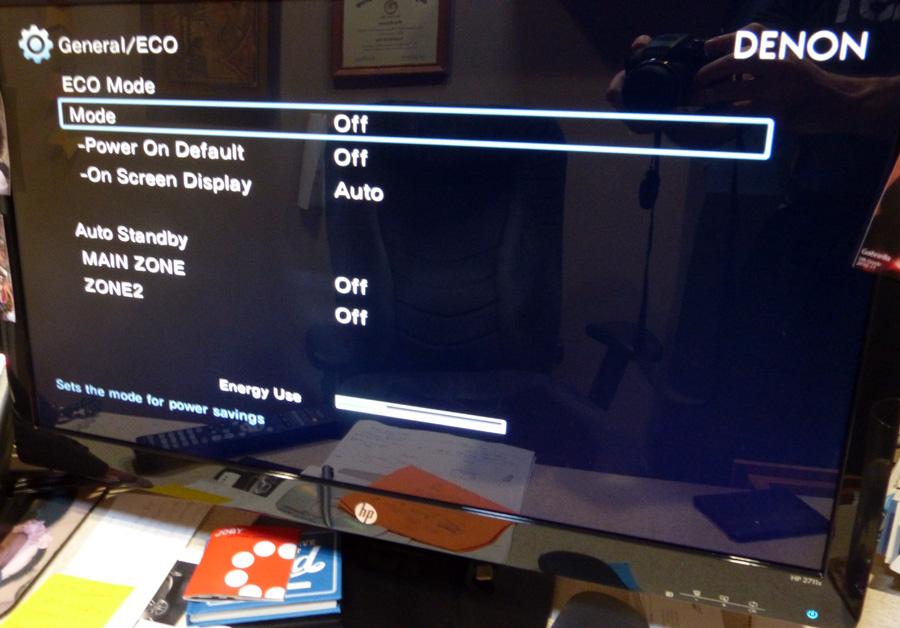 Denon AVR-X3300W A/V Receiver Menu System & Set Up | Audioholics