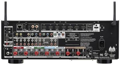 Denon AVR-X3300W Atmos/DTS:X AV Receiver Preview