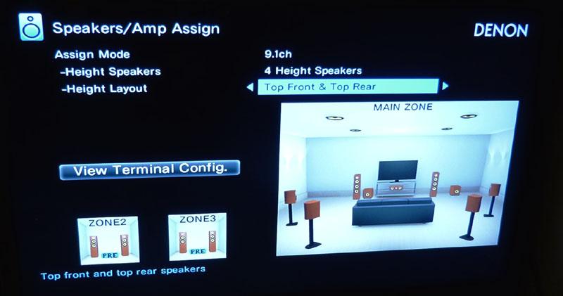 Denon Avr X5200w Dolby Atmos Av Receiver Review Audioholics