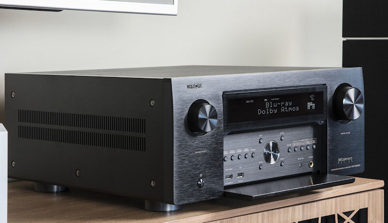 Denon AVR-X8500H 13 2CH IMAX Enhanced AV Receiver Review | Audioholics