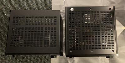 Denon X7200WA vs X8500H