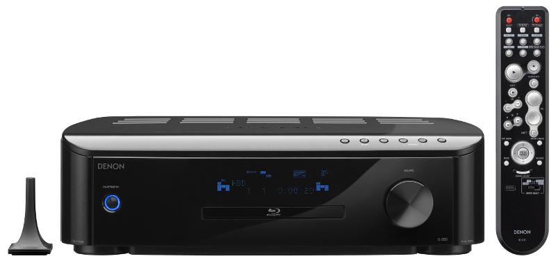 denon s 5bd bd receiver integrated preview audioholics. Black Bedroom Furniture Sets. Home Design Ideas