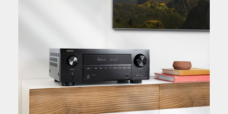 Denon X-Series Introduces the World's First 8K-Ready AV Receivers
