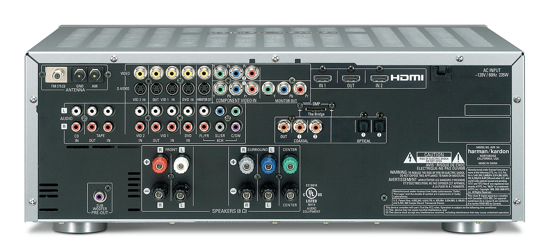 harman kardon avr 146 av receiver audioholics rh audioholics com harman kardon avr 146 service manual Harman Kardon AVR 146 Lfe